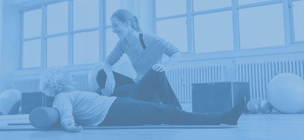 O que é fisioterapia geriátrica?